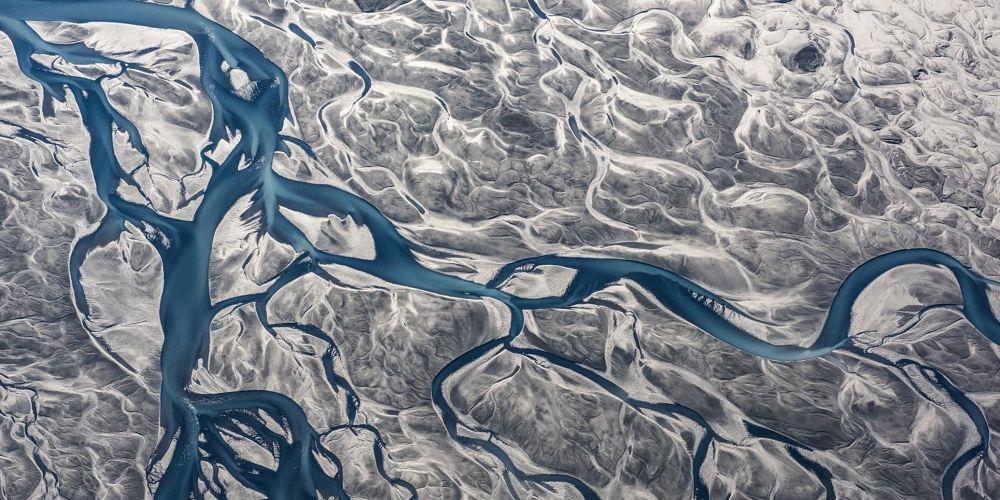صورة نهر للمصور البولندي كاميل بيلينسكي، التي دخلت توب-50 في فئة هاوي - منظر طبيعي في مسابقة ذي إبسون بانو الدولية لعام 2019