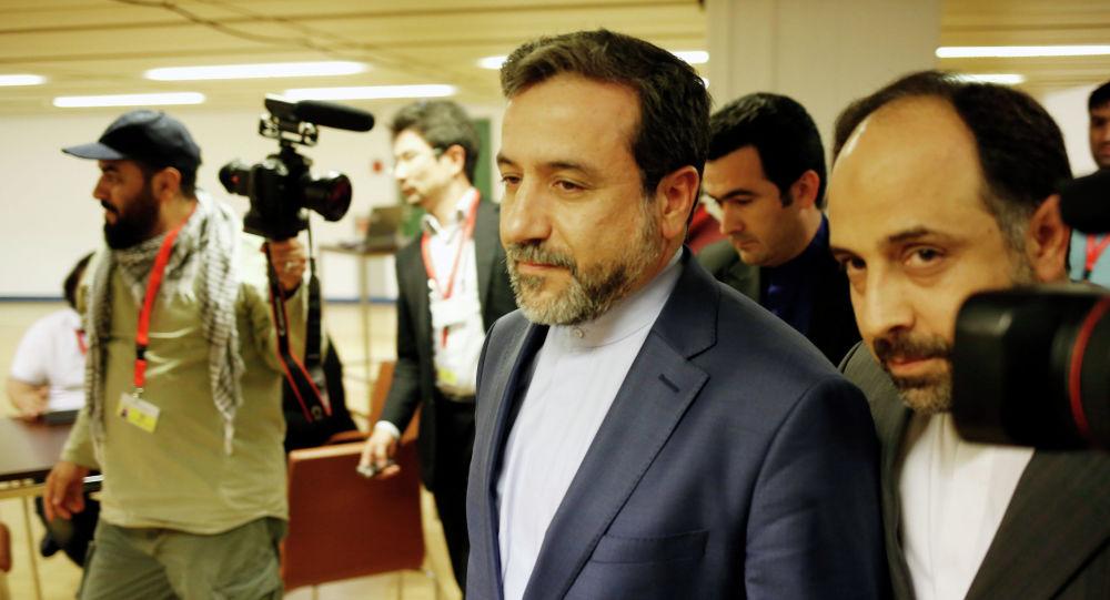 كبير مساعدي وزير الخارجية الإيرانية، عباس عراقجي