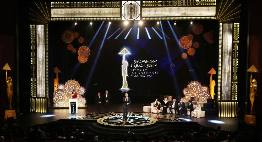 حفل ختام مهرجان القاهرة السينمائي الدولي الـ41، دار الأوبرا المصرية، 29 نوفمير/تشرين الثاني 2019