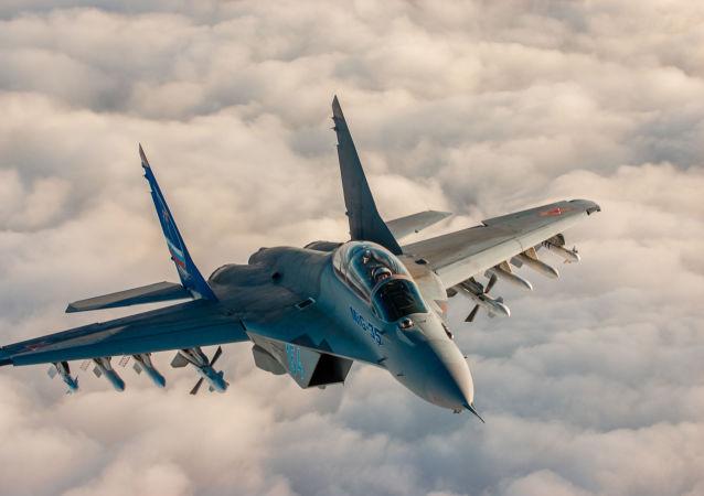 المقاتلة الروسية متعددة المهام ميغ-35 من الجيل الرابع (4++)