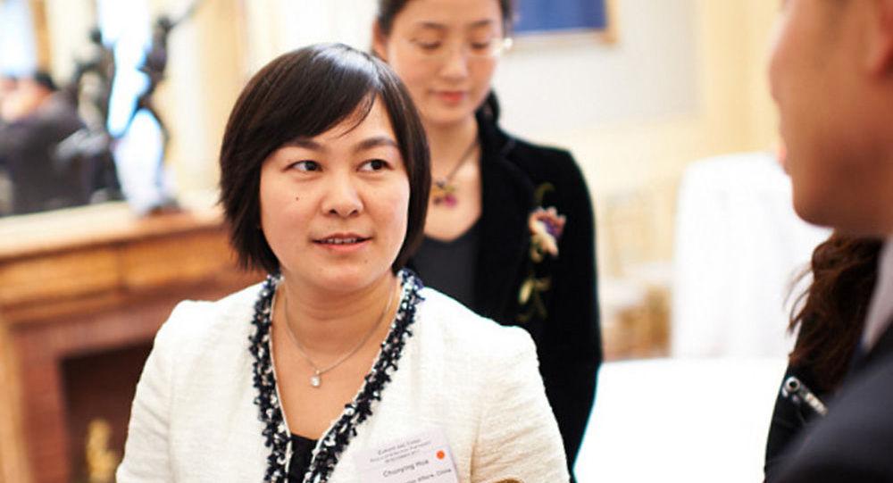 المتحدثة باسم وزارة الخارجية هوا تشونينغ