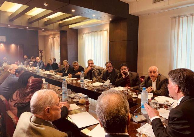عبد الهادي: حماس تتعاون مع أميركا وإسرائيل لتمرير صفقة القرن وإقامة الدولة اليهودية
