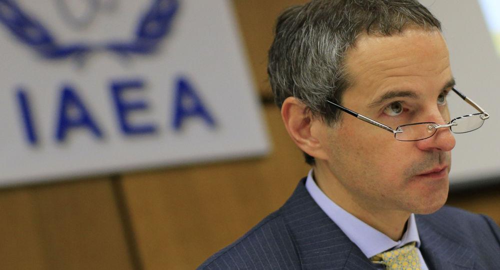 المدير العام الجديد لوكالة الطاقة الذرية، رافايل غروسي