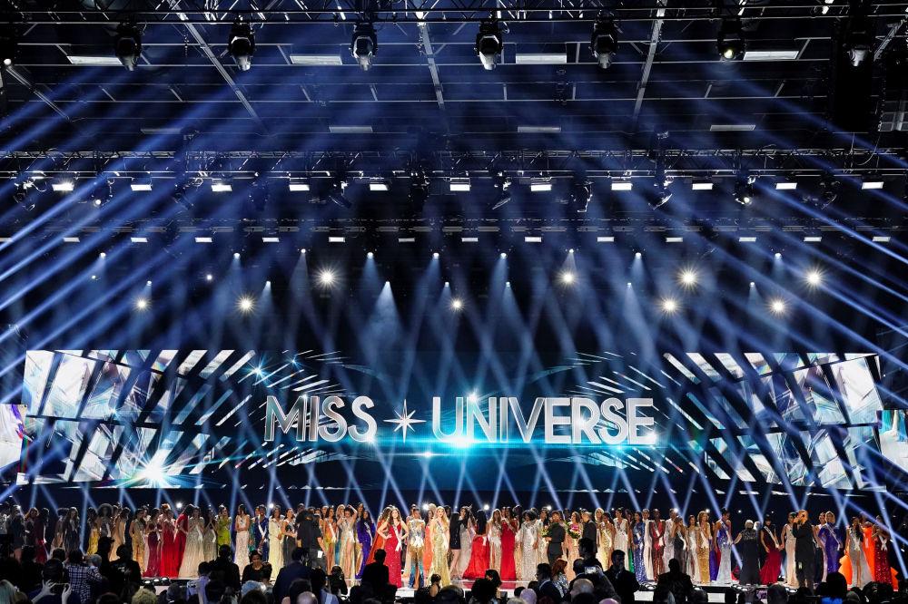 المشاركات في مسابقة ملكة جمال الكون لعام 2019، أتلانتا، جورجيا 8 ديسمبر 2019