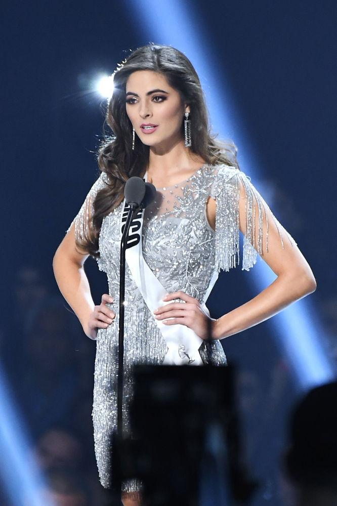 مسابقة ملكة جمال الكون لعام 2019، ملكة جمال المكسيك صوفيا أراغون، أتلانتا، جورجيا 8 ديسمبر 2019