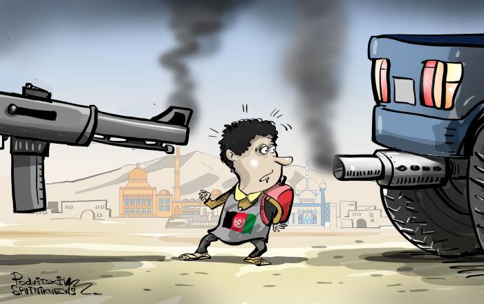 الهواء الملوث في كابول يقتل أكثر من الحرب نفسها