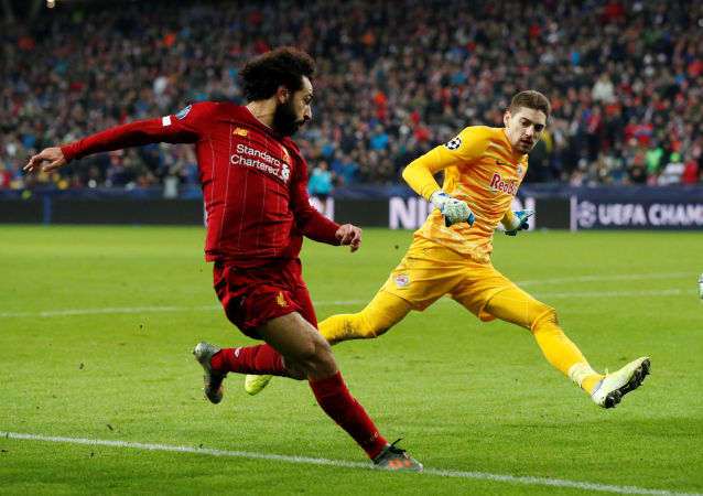ليفربول وسالزبورغ في دوري الأبطال