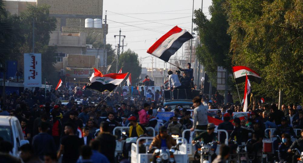 مجلس الأمن يطالب السلطات العراقية بإجراء تحقيقات بشأن أعمال العنف والقمع في البلاد
