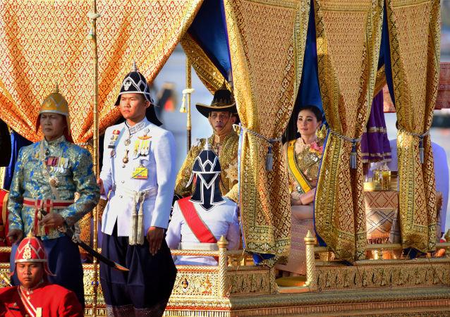 موكب ملك تايلاند