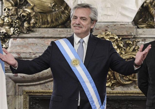 رئيس الأرجنتين