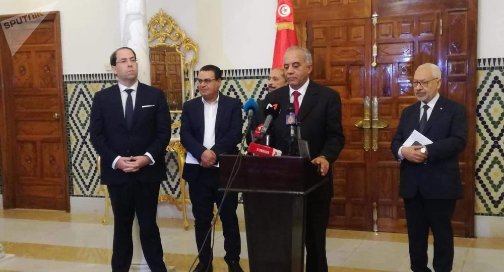 رئيس الحكومة التونسية المكلف الحبيب الجملي
