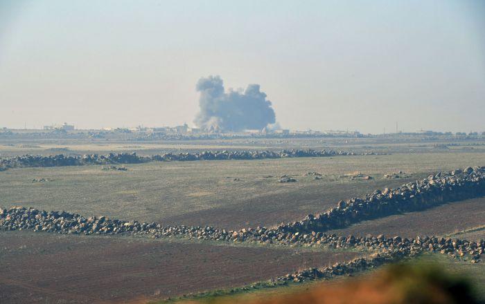 مصدر عسكري: الإرهابيون يعملون بدعم تركي على فبركة هجوم كيميائي غرب حلب وإدلب لاتهام الجيش به