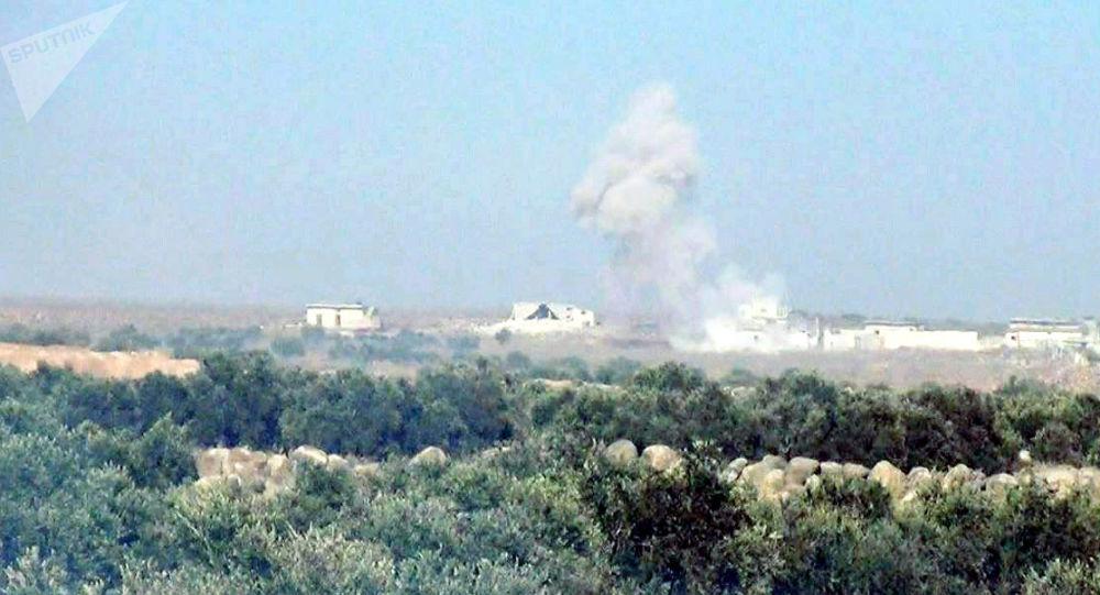 الجيش السوري يلاحق القوقاز شرق إدلب
