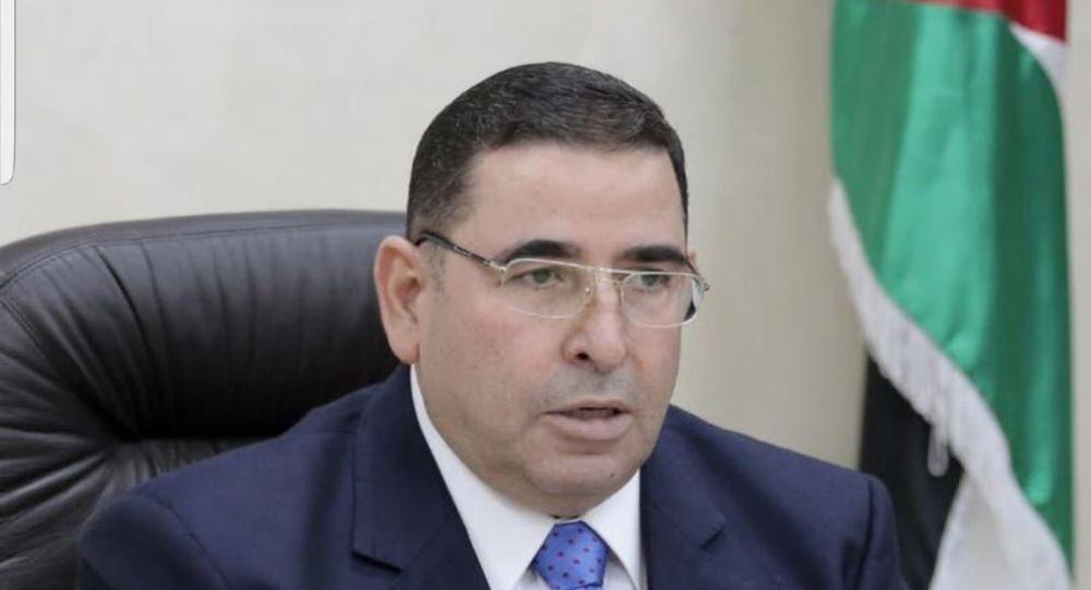 عضو مجلس النواب الأردني الدكتور نضال الطعاني