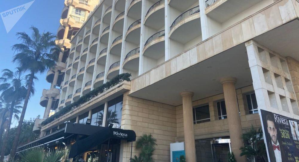 فندق لبناني