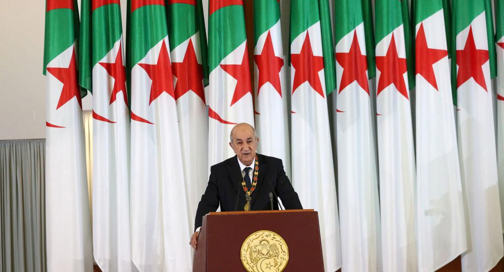 الرئيس الجزائري يؤكد سقوط مقاتلة عسكرية ومقتل طاقمها