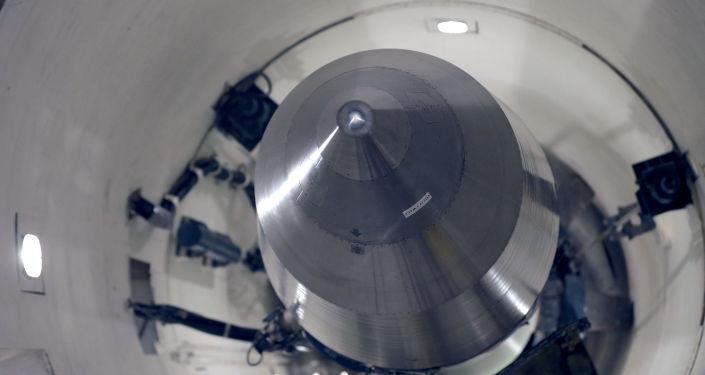"""أمريكا تختبر """"الرادع النووي"""" العابر للقارات… فيديو"""