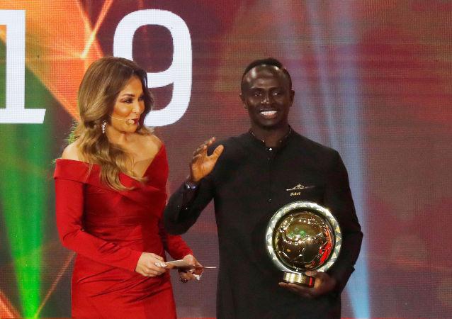 ساديو ماني أفضل لاعب في أفريقيا