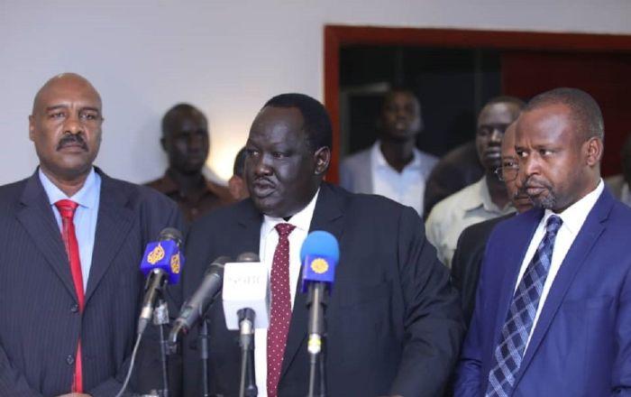 هل توقع الفصائل السودانية المسلحة على الاتفاق النهائي للسلام في جوبا؟