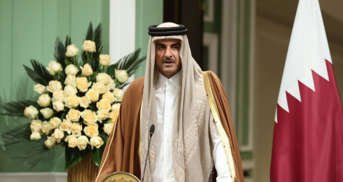 لاستعراض الأوضاع في فلسطين.. أمير قطر يستقبل إسماعيل هنية