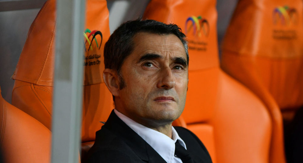 مدرب برشلونة السابق أرنستو فالفيردي