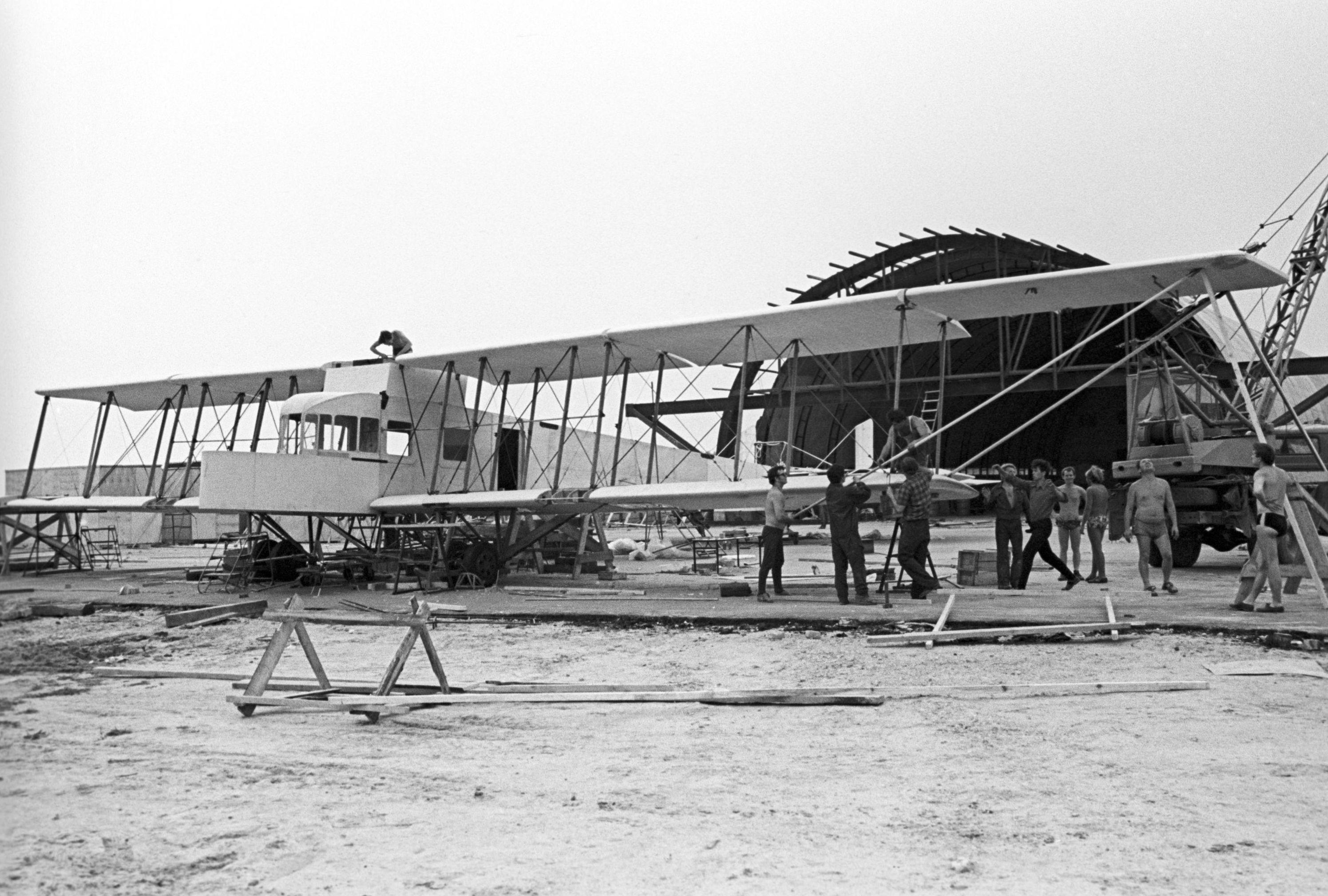 طائرة إيليا موروميتس