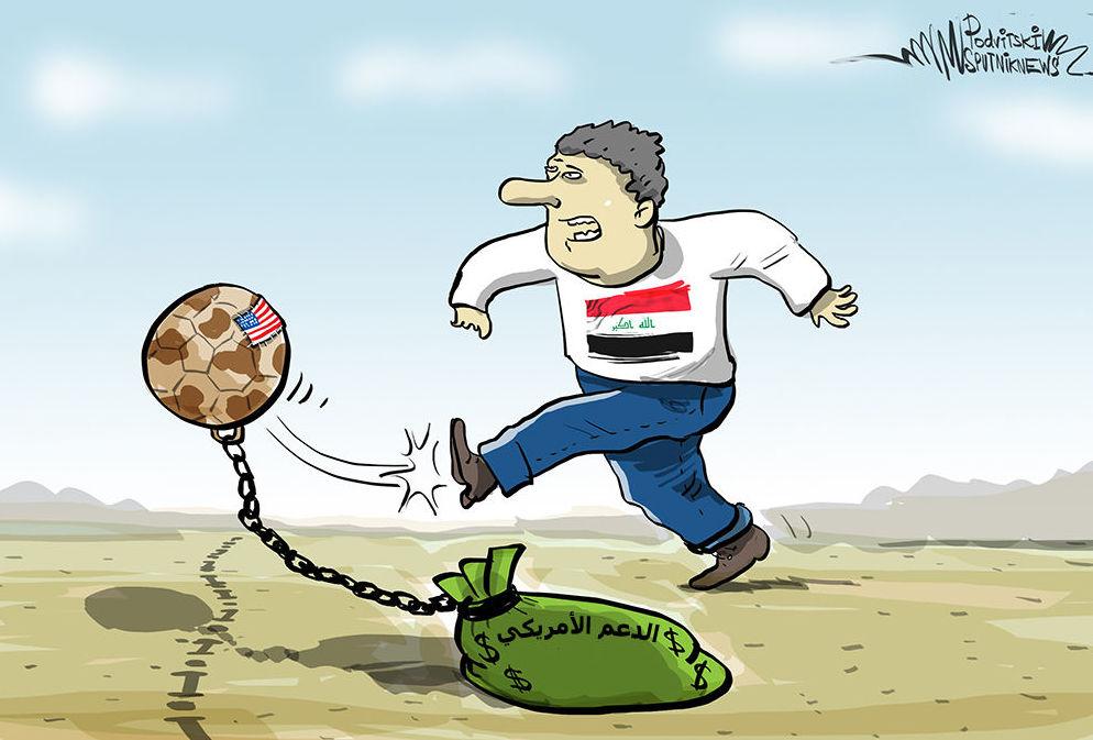 أمريكا تهدد بقطع المساعدات العسكرية في حال سحب قواته من العراق