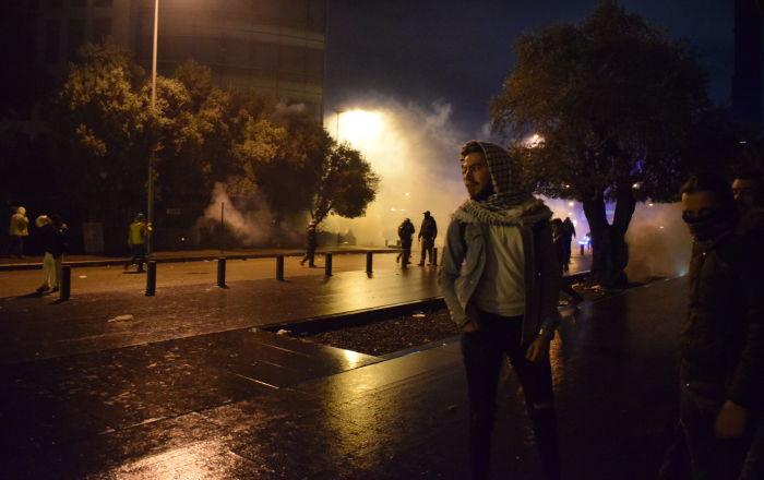 أكثر من 49 جريحا حصيلة اشتباكات طرابلس في لبنان