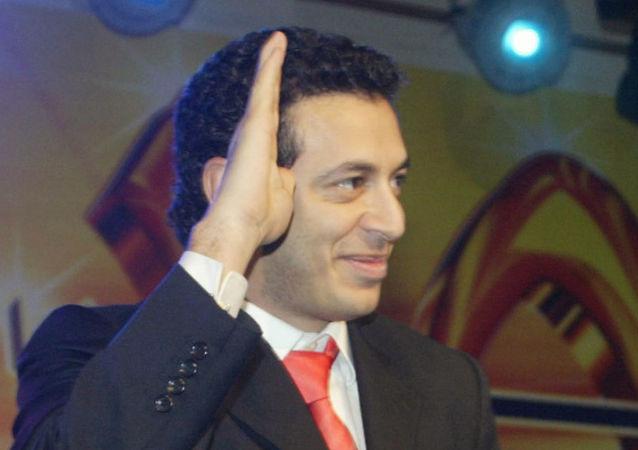 الممثل المصري مصطفى شعبان