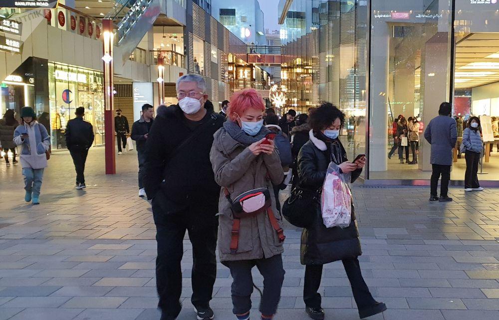 الصينيون يأخذون كافة الاحتياطات اللازمة فيما يخص انتشار فيروس كورونا الجديد، 21 يناير 2020