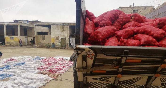إحباط أضخم عملية تهريب مخدرات جنوب سوريا