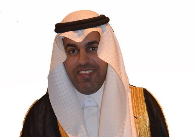 رئيس البرلمان العربي وعضو مجلس الشورى السعودي مشعل بن فهم السلمي