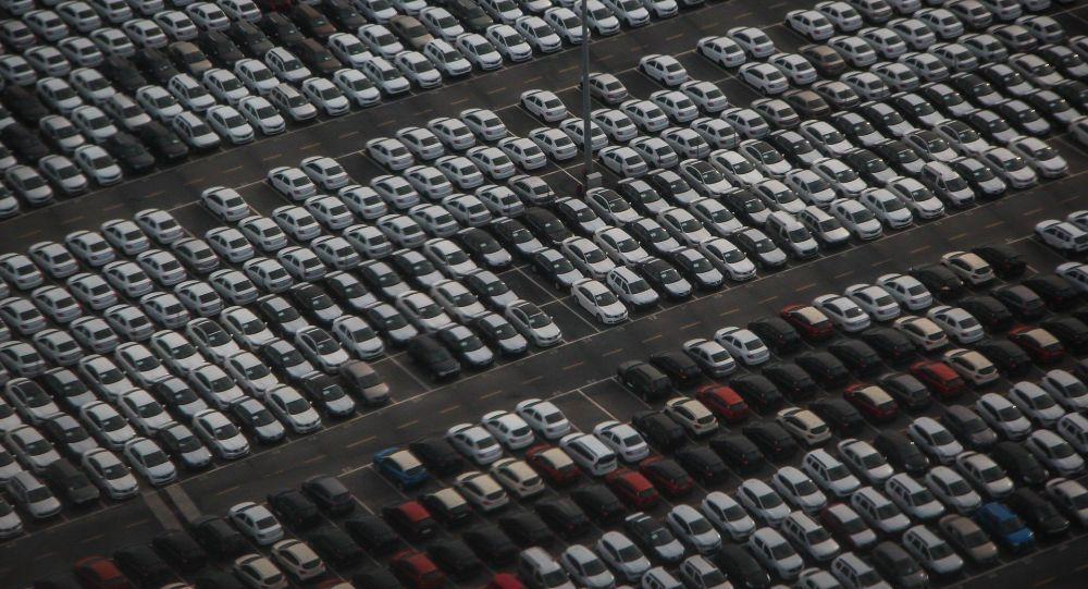 ساحة انتظار سيارات