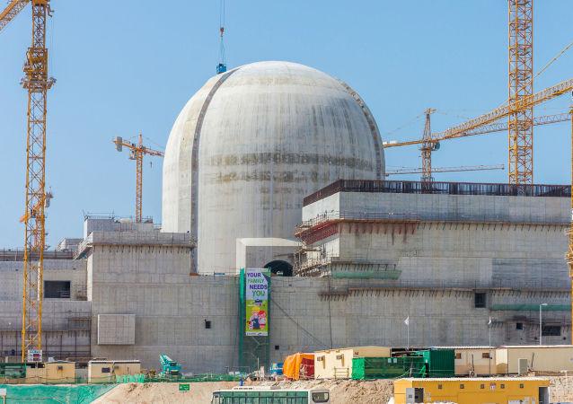 محطة براكة الإماراتية للطاقة النووية