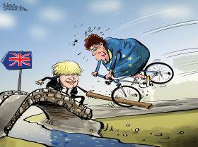 بريطانيا تشدد على قواعد دخول مواطني الاتحاد الأوروبي إليها