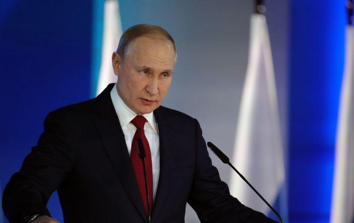"""""""ستكون مفاجأة سارة""""… بوتين يعلق على استعداد روسيا للرد على الأسلحة الأسرع من الصوت"""