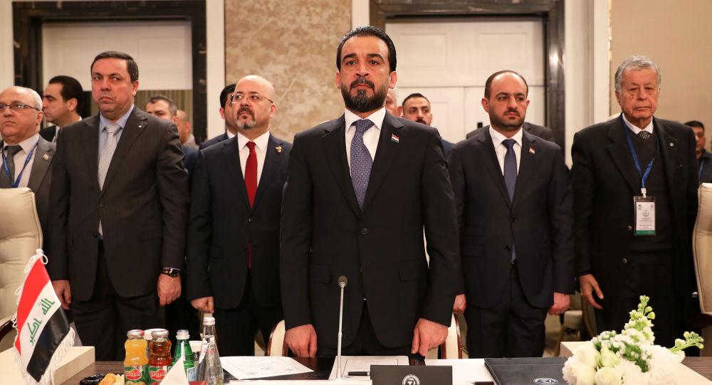 رئيس البرلمان العراقي: على ممثلي البعثات الدبلوماسية عدم التدخل في ما لا يعنيهم