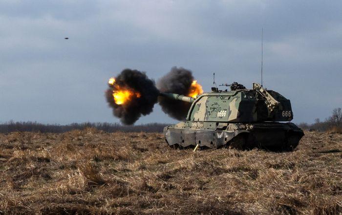 """الجيش الروسي يحصل على مدفعية """"مستا-إس"""" محدثة"""