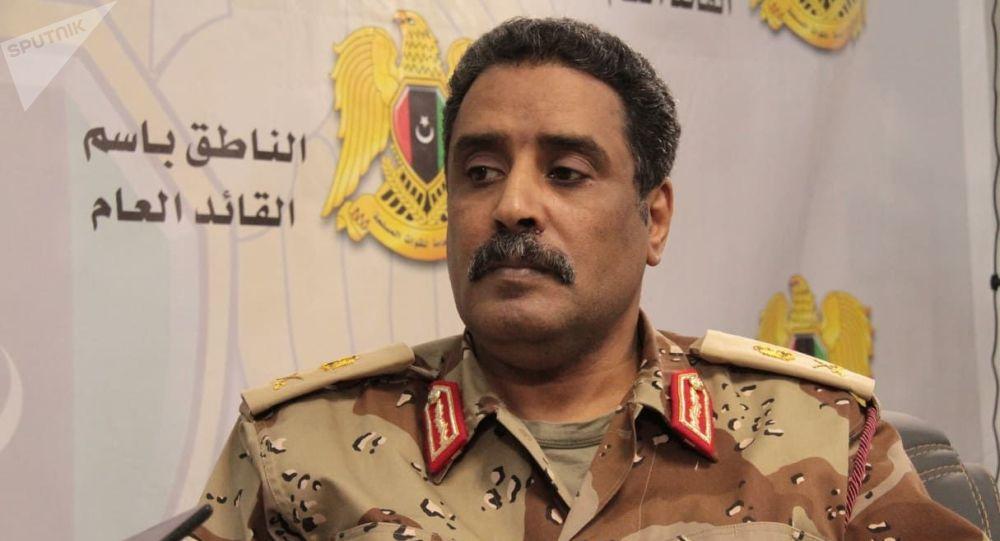 الجيش الوطني الليبي: نرحب بفتح الخطوط الجوية أمام شركات الطيران بشرط