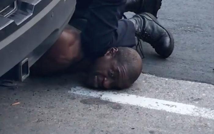طوني خليفة يعلق على الغضب العارم من مقتل مواطن أمريكي أسود