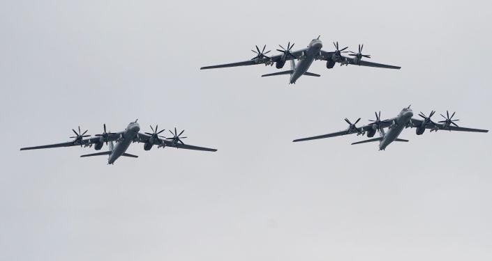 """الدفاع الروسية تعتزم البدء في اختبار """"تو-95"""" المحدثة"""