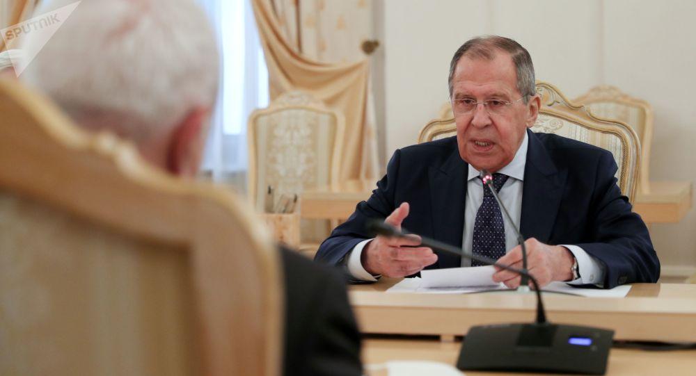 """لافروف: روسيا ستطرح موضوع منع الحرب النووية خلال قمة """"الخماسية النووية"""""""