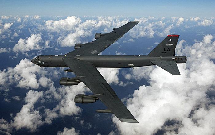 الولايات المتحدة تنشر قاذفة استراتيجية في غوام