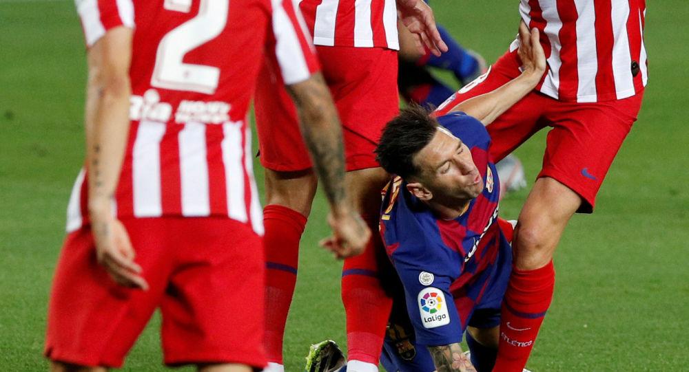 أهداف مباراة برشلونة وأتلتيكو مدريد (2-2) في الدوري الإسباني... فيديو
