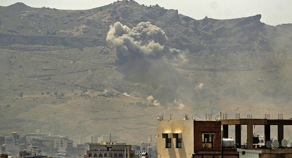التحالف العربي يعلن تدمير طائرة مسيرة مفخخة باتجاه خميس مشيط